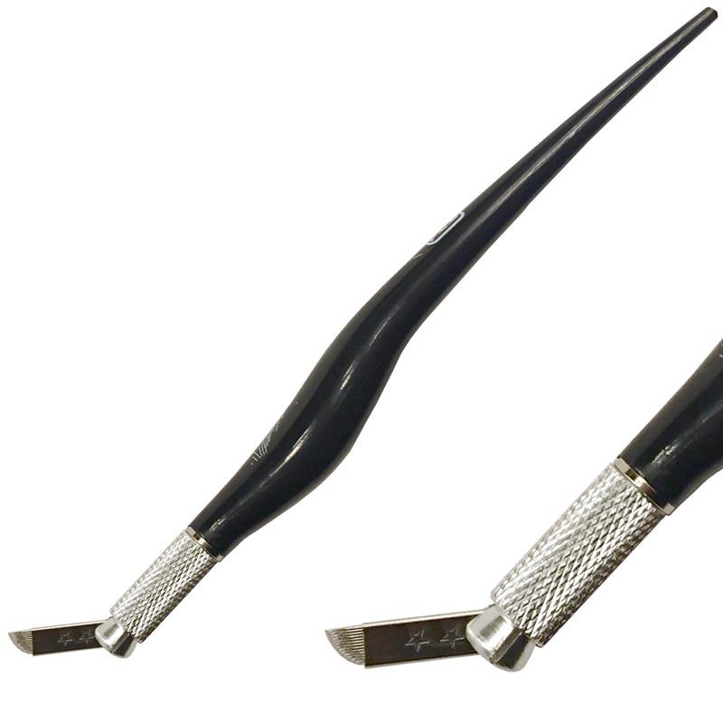 Ручка для волоскового татуажа бровей